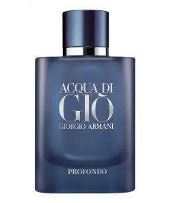 Acqua di gio profondo parfum maroc